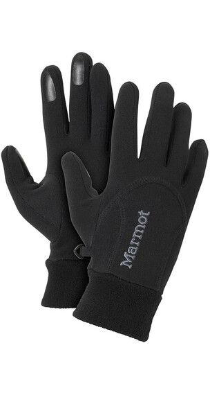Marmot W's Power Stretch Glove Black (001)